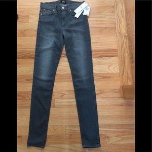 NWT Hudson high waist Skinny jeans SZ 26